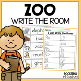 Zoo Write the Room