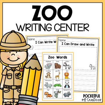 Writing an admission essay zoo