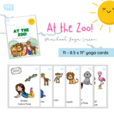 Zoo Yoga Cards