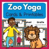 Zoo Yoga - Clip Art Kids