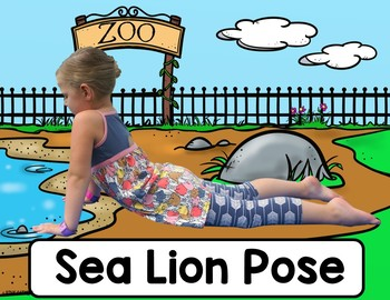 Zoo  Yoga -Kids