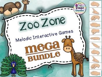 Zoo Zone MEGA Bundle