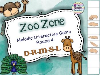Zoo Zone - Round 4 (D-R-M-S-L)