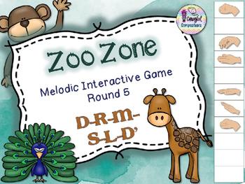 Zoo Zone - Round 5 (D-R-M-S-L-D')