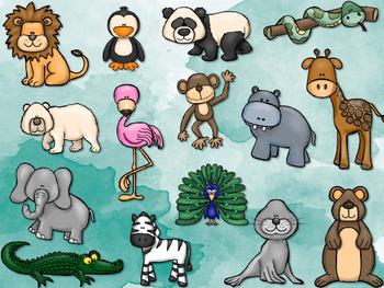 Zoo Zone - Round 8 (S,-L,-T,-D-R-M-F-S-L-T-D')