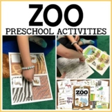 Zoo Activities for Pre-K, Preschool and Tots