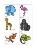 Zoo animal activities for the French classroom - comparatives