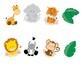 Zoo animals Reward System and Props VIP Kids GoGo Kids Q Kids ESL students FAS