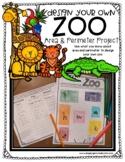 Zoo area and perimeter activity