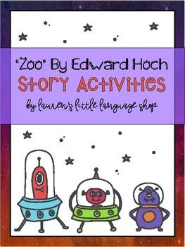 Zoo by Edward Hoch Activity Bundle