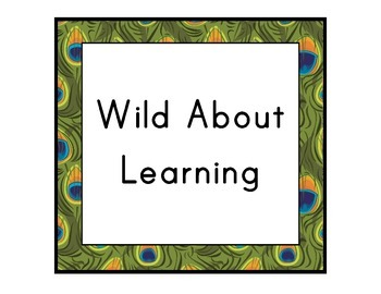 Zoo-per Wild about Learning Behavior Management System