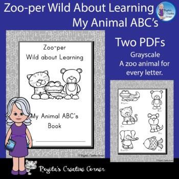 Animal ABC's Book