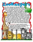 Zookeeper -a beginning blending CV game for CCS