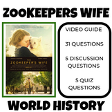 Zookeepers Wife Video Guide