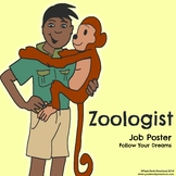 Zoologist Poster - Discover Your Passions