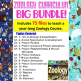 Zoology Course BIG BUNDLE! Everything you need for a Year-