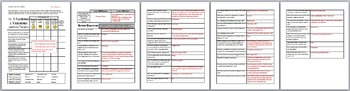 Zoology: Flatworms and  Roundworms Learning Targets and Review Questions