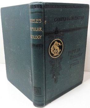 Zoology Image Files from Popular Zoology 1887