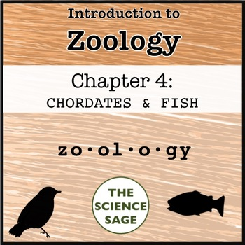Zoology Textbook Chapter 4 Chordates and Fish