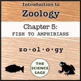 Zoology Textbook Chapter 5 Fish to Amphibians