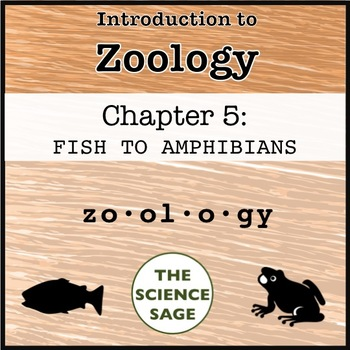 Zoology Textbook Chapter 7 Fish to Amphibians