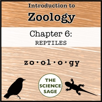 Zoology Textbook Chapter 6 Reptiles