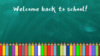30+ Welcome Backgrounds