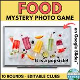 Fun Friday Activity | Mystery Food I Spy Digital Game on Google Slides™ #5