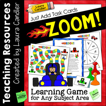 Zoom Game for Task Cards