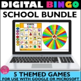 Zoom Games Digital Bingo BUNDLE