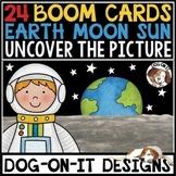 Earth Moon Sun Planets BOOM Cards™ Solar System
