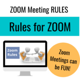 Zoom Rules