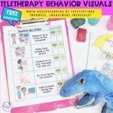 Zoom Rules for Teletherapy Speech Sessions
