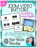 Zoom Video Buttons