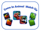 Zoom in Animal Match up