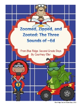 Zoomed, Zipped, and Zooted: The Three Sounds of Ed