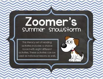 Zoomer's Summer Snowstorm