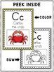 Phonics Posters - Zoo Theme Alphabet