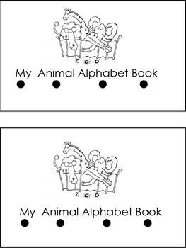 Zoophonics ABC book