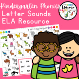 Zoophonics Animals Writing Resource and Reading Bookmark