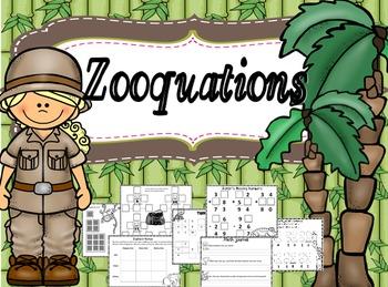 Zooquations: Algebra Simulation
