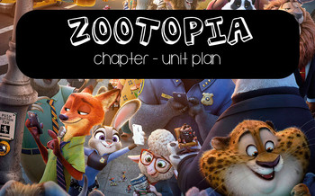 Zootopia: Chapter plan