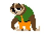 Zootopia Google Sheets Pixel Art