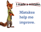 Zootopia Mindset Bulletin Board Set
