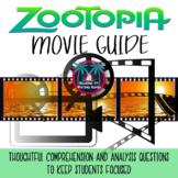 Zootopia Movie Guide for Big Kids
