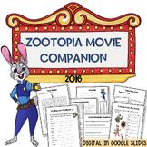 Zootopia Movie Pack Full Set