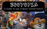 Zootopia - full chapter presentation