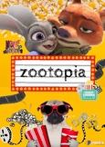 Zootopia movie worksheet activities