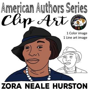 Zora Neale Hurston Clip Art