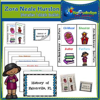 Zora Hurston Worksheets Teaching Resources Teachers Pay